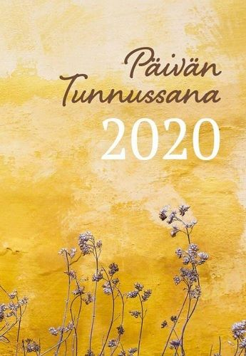 Päivän tunnussana 2020